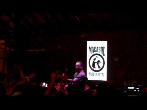 MACABRE - Live In Oakland,CA - 10/17/2014 - At The Metro - PART 1 of 3