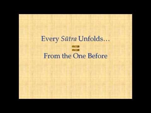 Yoga Sutras of Patanjali - The 4 Padas