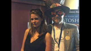 MadBitcoins interviews Tiffany from Casheer #BitcoinMiami 2015
