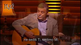"""SONG """"Šansona o francuskom sedenju"""" (PLjiŽ 07 - 16.11.2018.)"""