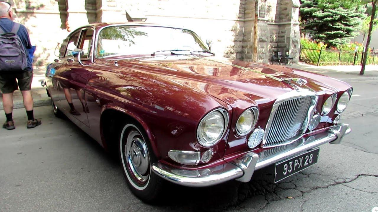 1963 Jaguar Mk10 Automatic Exterior And Interior Saint