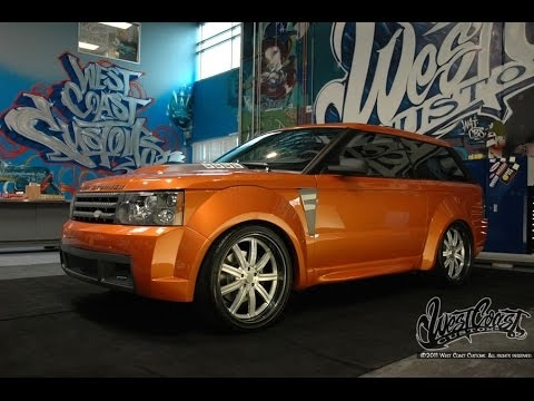 West Coast Español Land Rover 1x01