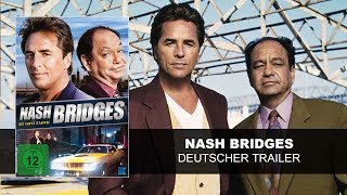 Nash Bridges (Deutscher Trailer) | Don Johnson, Cheech Marin | KSM
