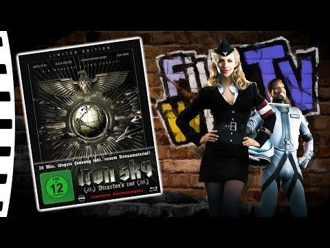 Iron Sky im Directors Cut (Blu-Ray Steelbook) - Ein Handy zur Götterdämmerung (Unboxing/Review)