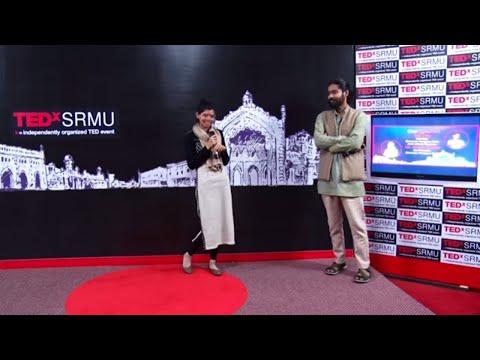 Crafting a New Order for the Acid Attack Victims | Mr. Ashish Shukla & Ms. Ritu Saini | TEDxSRMU