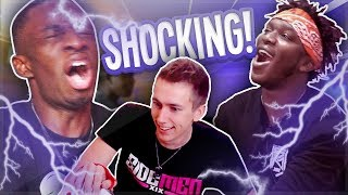 SIDEMEN: MOST SHOCKING CHALLENGES!