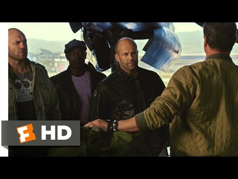 The Expendables 3 (5/12) Movie CLIP - Old vs. New (2014) HD streaming vf
