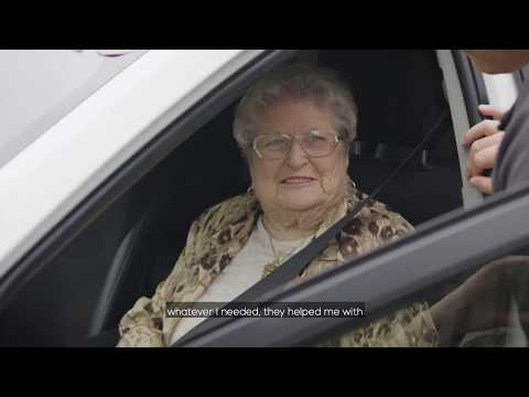 Joan's Experience with St John Community Transport Service