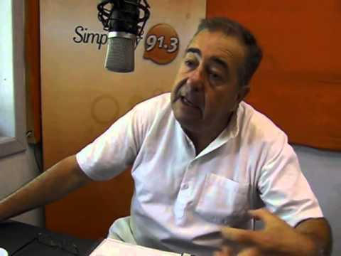 Alberto Esteban - Concejal (MC) FPV de San Fernando en 168 Horas Radio