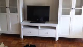 Ikea Hemnes Entertainment Center Assembly In Dc Md Va By Furniture Assembly Experts Llc