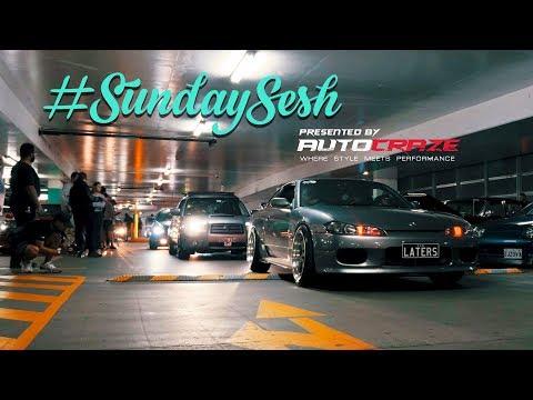 SundaySesh April - Car Meet, Sydney 2018