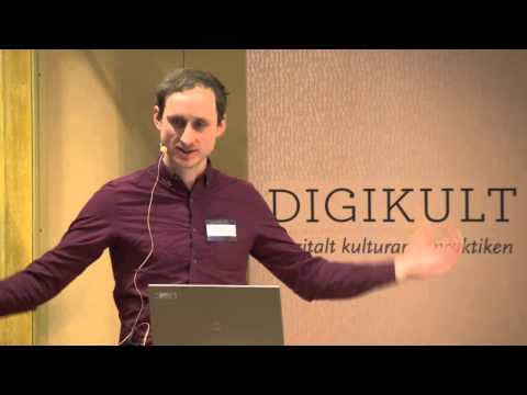John Coburn, Tyne & Wear Archives & Museums at Digikult 2015