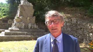Sant'Anna di Stazzema oggi: il punto di vista di David Sassoli, Vice Presidente Parlamento Europeo