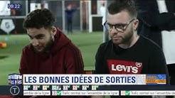 La SMS E-SPORT CUP sur BFM PARIS !