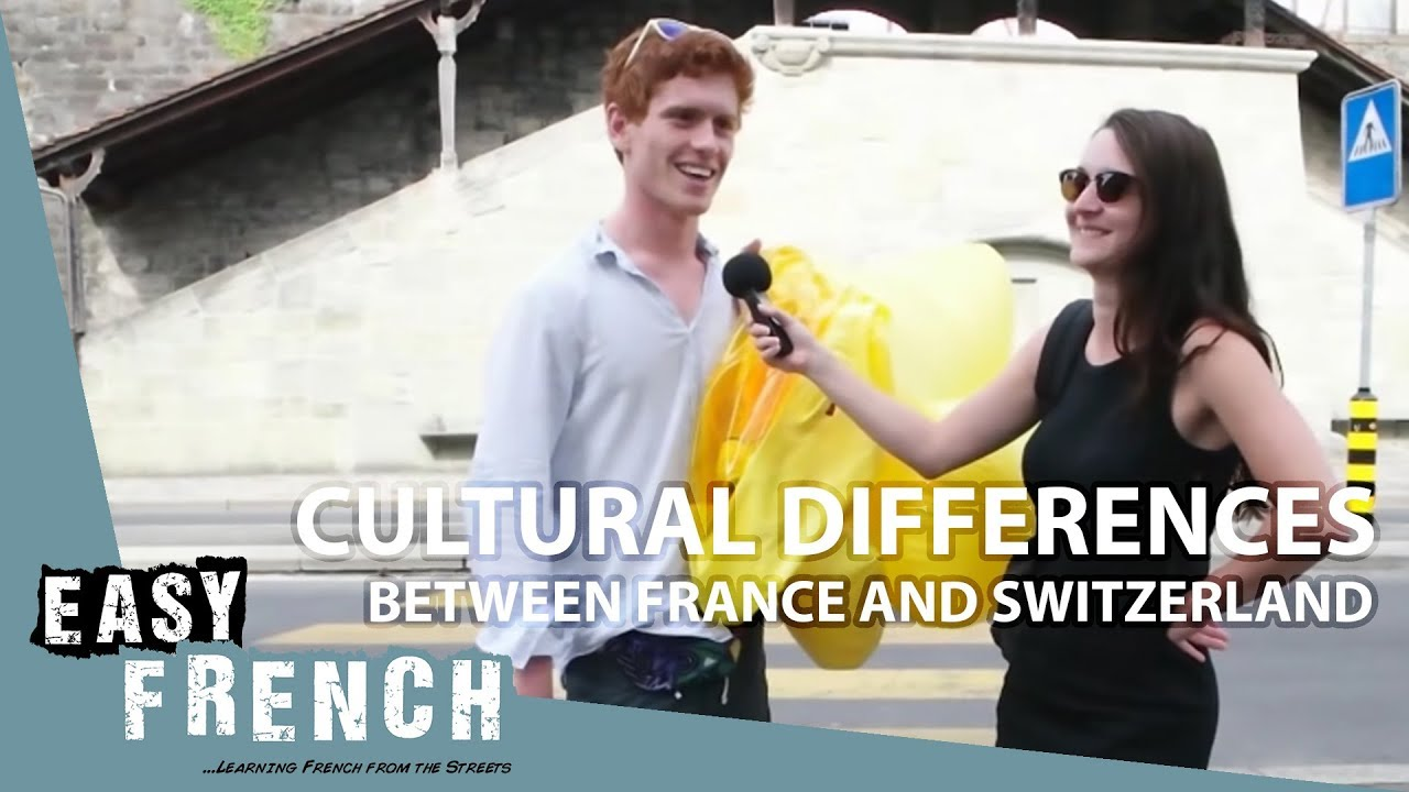 the cultural differences between france Milk: differences between france and the usa it's not always easy to manage cultural differences.