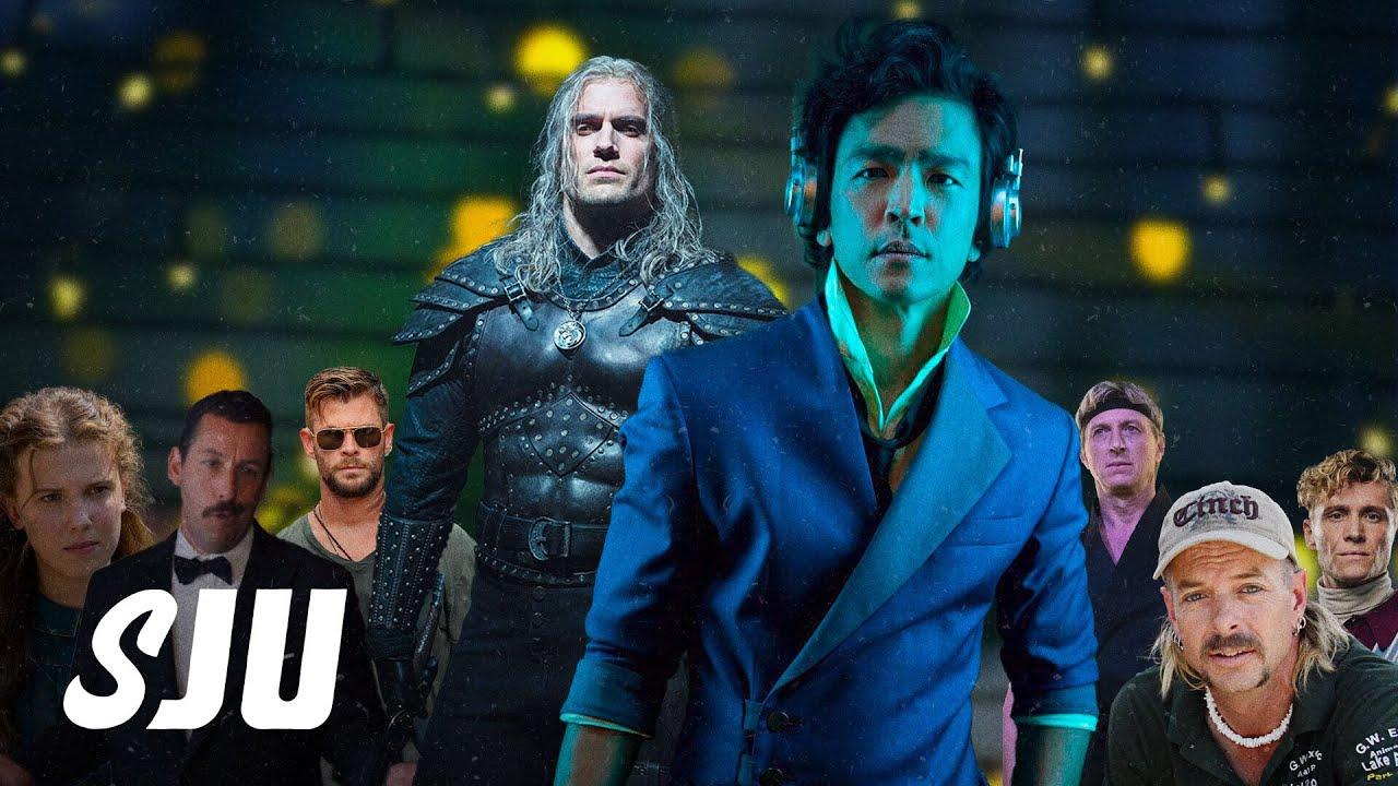 Netflix Reactions: The Witcher S2 Trailer, Cowboy Bebop, & More! | SJU