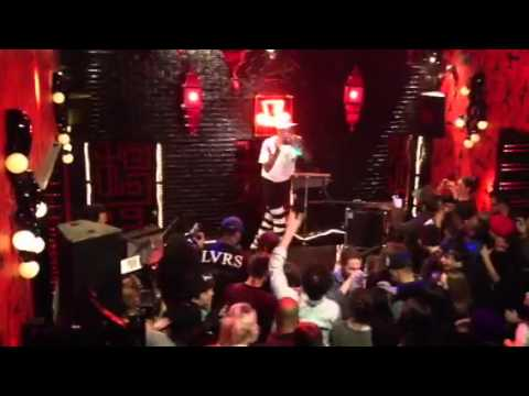 Theophilus London plays Le Baron NYC-Big Spender