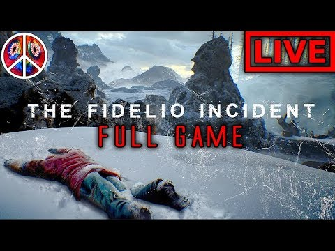 *EPIC STORY GAME* The Fidelio Incident (FULL GAME) | LIVE!