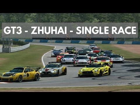RaceRoom | Mercedes AMG GT3 - Zhuhai - Single Race Onboard