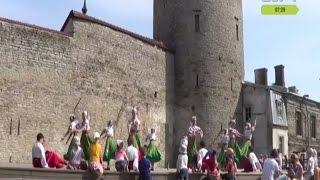 В Эстонии проходит XV Международный праздник песни и танца