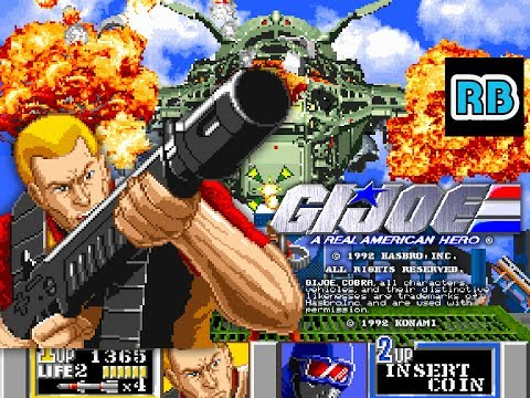 1992 [60fps] GI Joe Duke Nomiss ALL