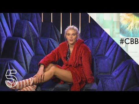 I would kiss him in here  Day 15  Celebrity Big Brother 2018