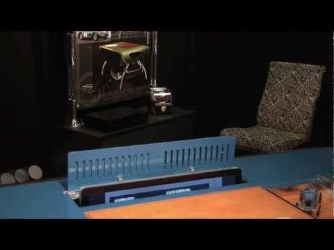 Tech Toys 360 Preview: Episode 5- Luzzo Bespoke Bugatti Desk