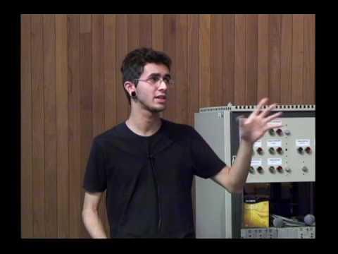 Pedro Henrique Gaspar Marques da Silva (Inst. de Ciências Matemáticas e de Computação)