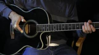 Everyday People Guitar Lesson - The Double Bass Acoustic Guitar Series