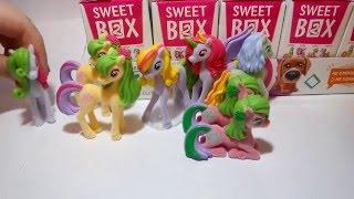 Цветочные пони из Sweet Box