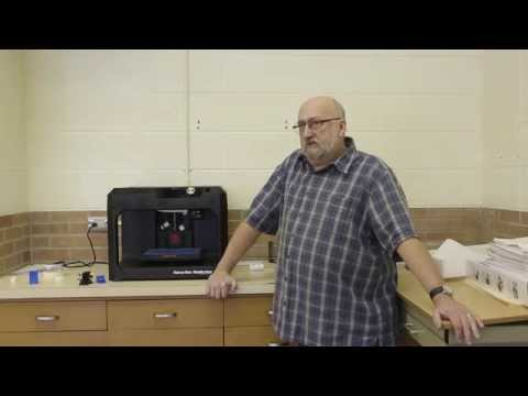 3D Printing at Nickerson High School