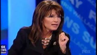 """Sarah Palin on """"Corrupt Bastards"""""""