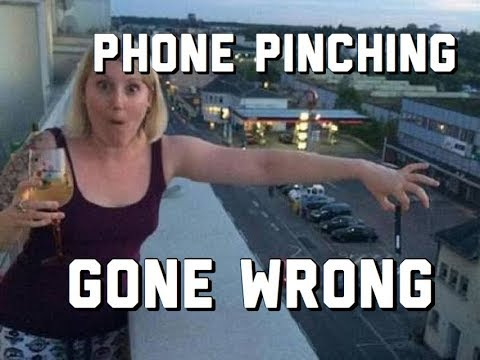 EXTREME PHONE PINCH CHALLENGE GONE WRONG ELEVATOR || compilation