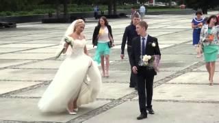 Свадебный клип, Новосибирск