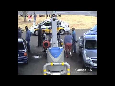 67sec Of Racist Act By Metro Police Official In South Africa