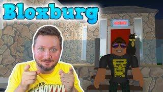 THE HOTEL FINISHED! -ROBLOX Bloxburg English Ep 19