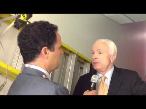 Brian Kilmeade's interview with Senator McCain 9.27.12