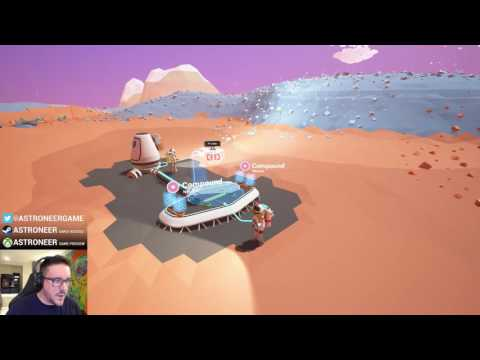 Get Astroneer - Developer Let's Play #2 (Live from TWITCH!) Snapshots