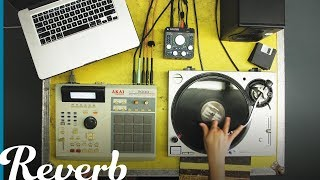 Making A Beat with the MPC2000XL | Reverb Productions