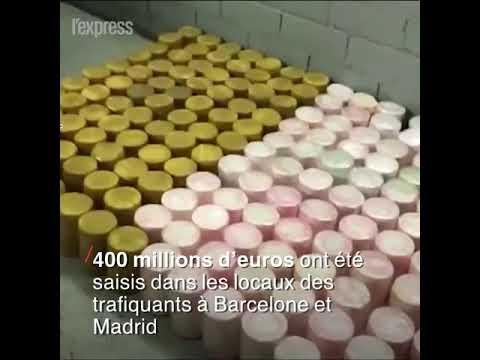 745 kilos de cocaïne cachés dans des ananas
