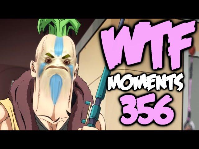Dota 2 WTF Moments 356