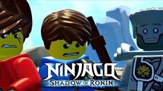 Лего Ниндзяго на русском языке 14 серия. Мультик игра для детей 2018