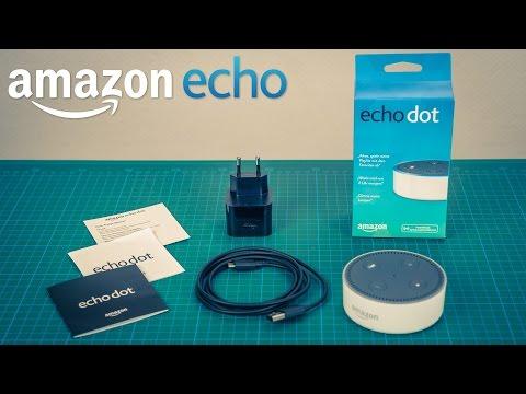 Amazon Echo Dot 2 Deutsch