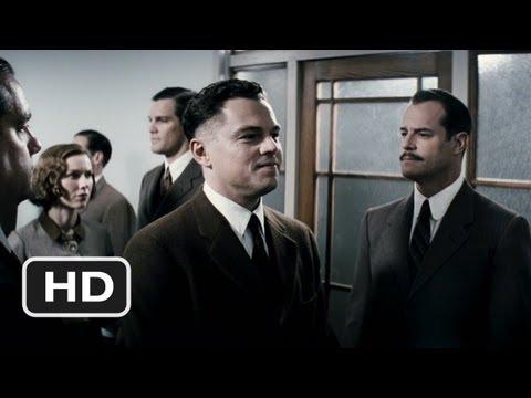 J. Edgar #2 Movie CLIP - That Was the Old Bureau (2011) HD