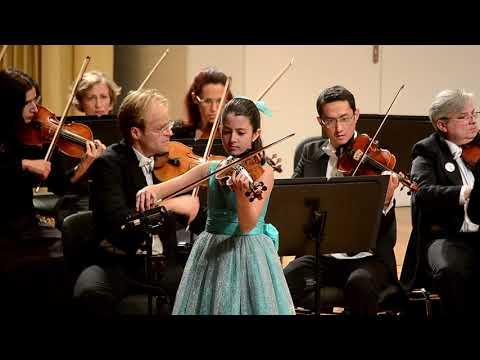 Mozart Mvt 1.  Violin Concert no.1 in B flat KV  207 . Movement 1: Allegro Moderato