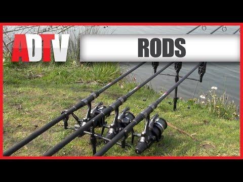 Advanta Discovery CSX Carp Rods