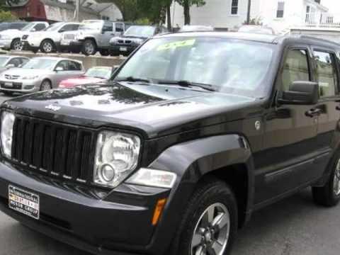 2008 Jeep Liberty 4WD 4dr Sport (Warwick, Rhode Island)