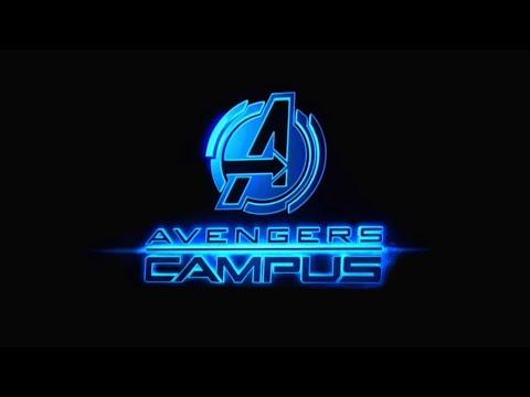 Disneyland Avengers Campus Teaser Trailer By Joseph Armendariz - Vlog