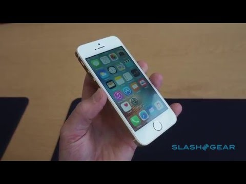 Apple iPhone SE hands-on