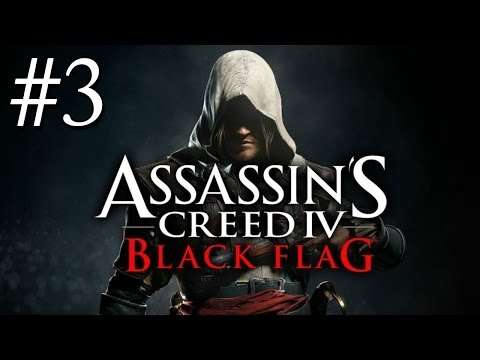 Sonic玩Assassin's Creed IV: Black Flag: Pt 3『成為船長!』